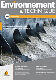 Environnement & Technique N°339