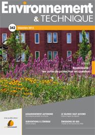 Environnement & Technique N°342