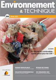 Environnement & Technique N°344