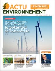 Actu-Environnement Le Mensuel N°415